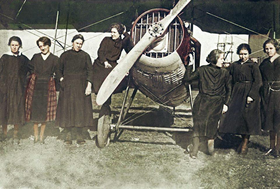 Aereoporto Mirafiori 1916