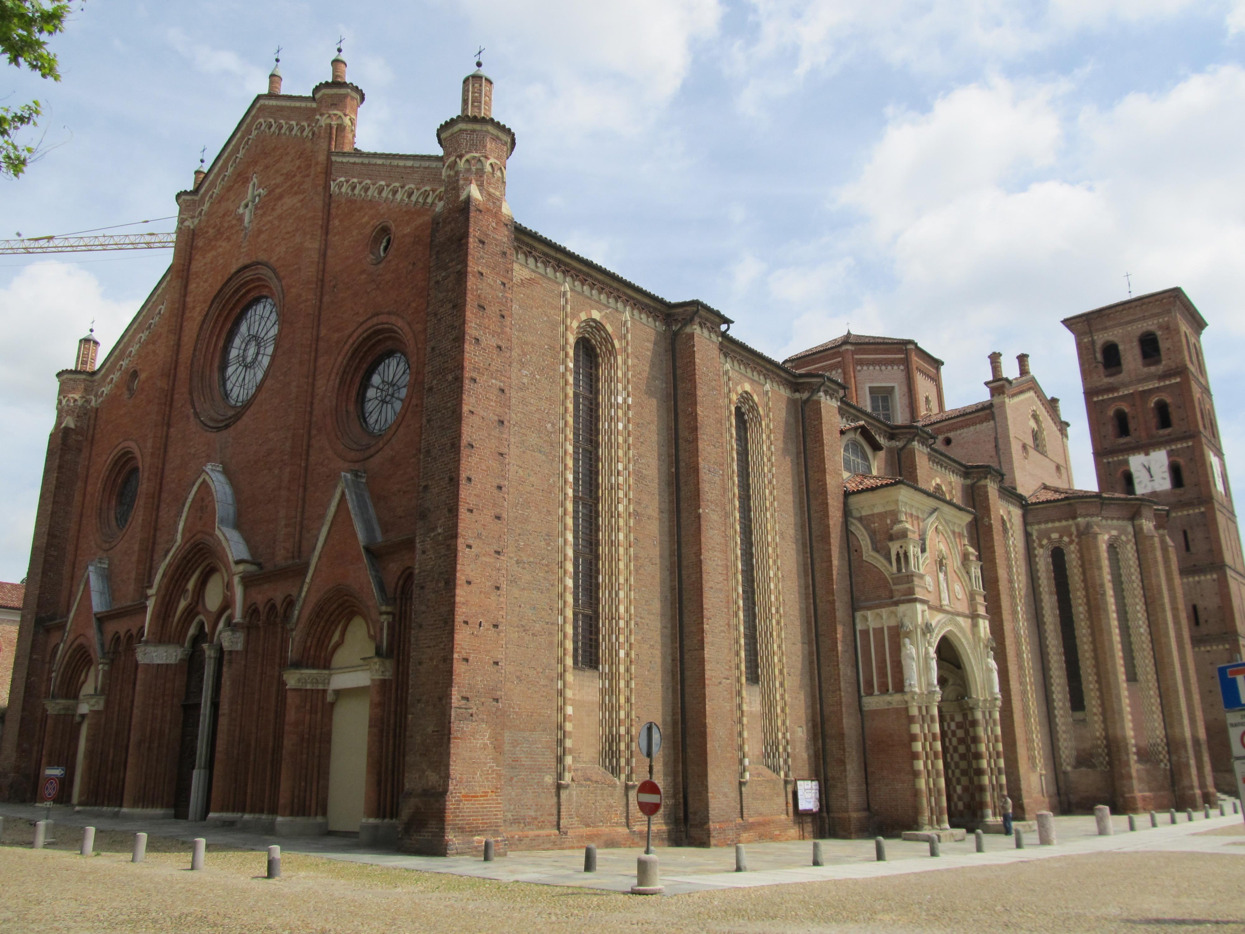 Asti Cattedrale di Santa Maria Assunta
