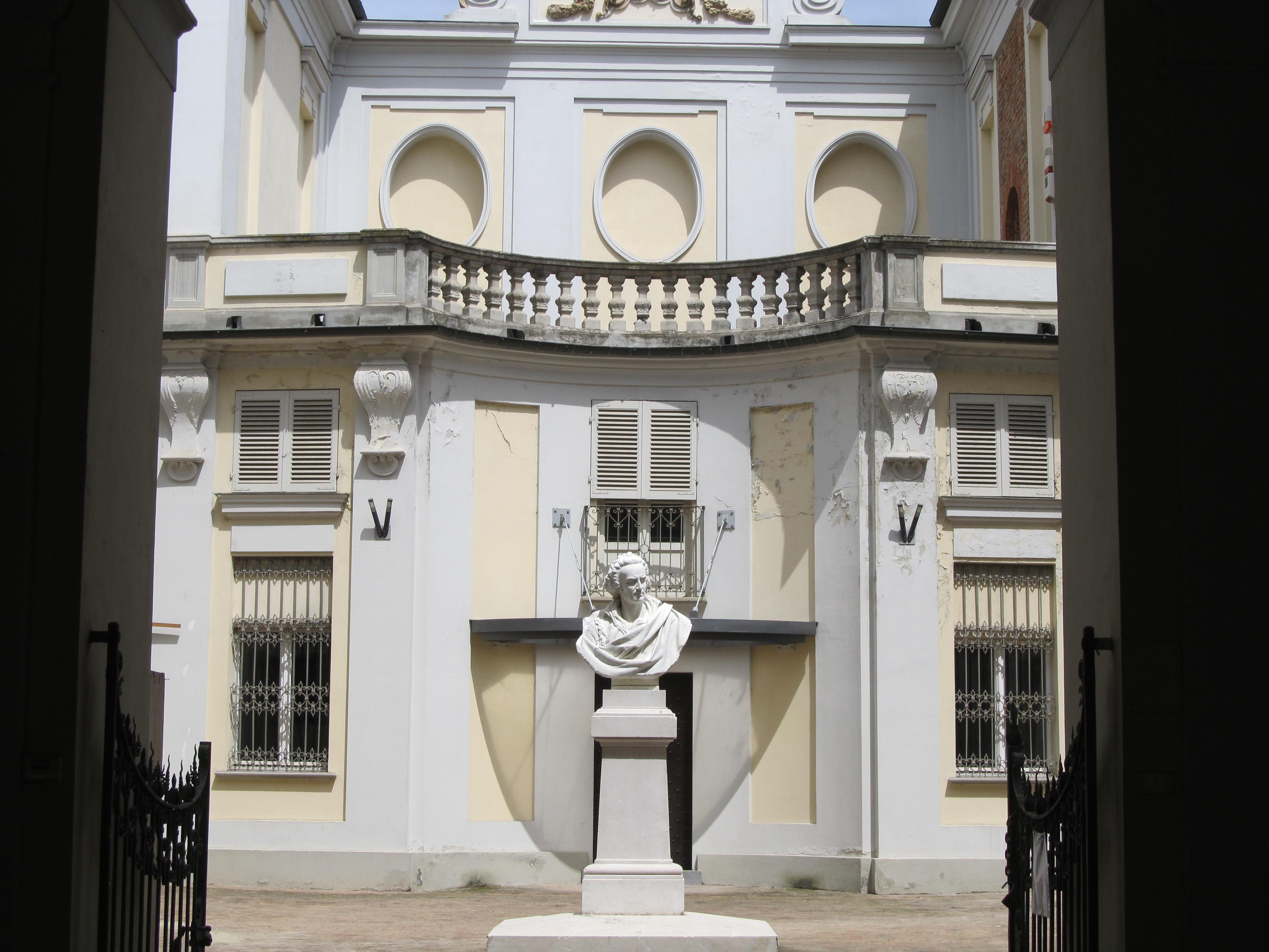 Asti Palazzo Alfieri