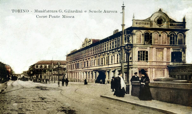 Corso Ponte Mosca