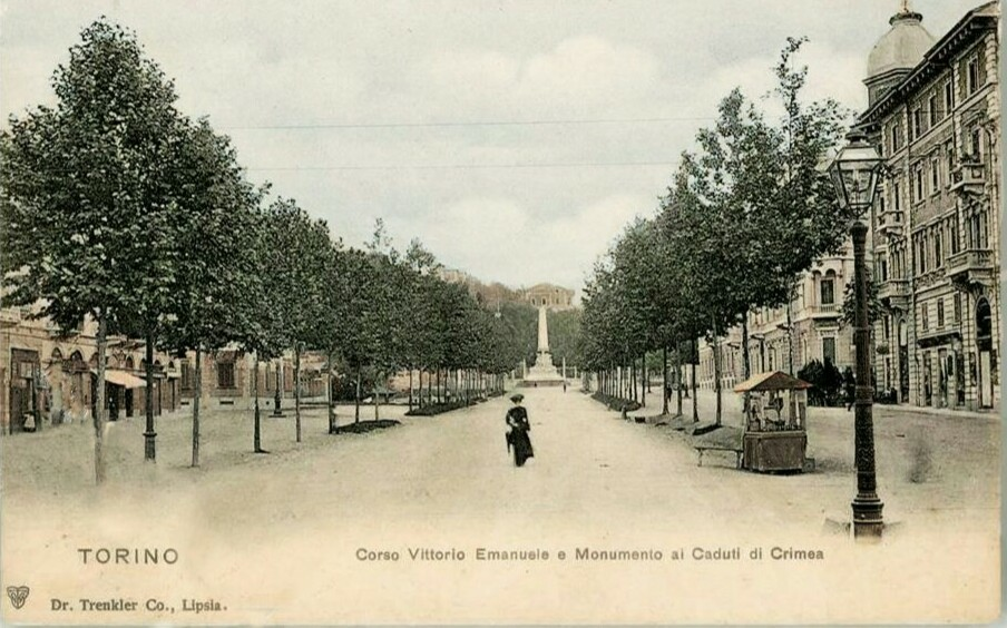 Corso Vittorio Emanuele…