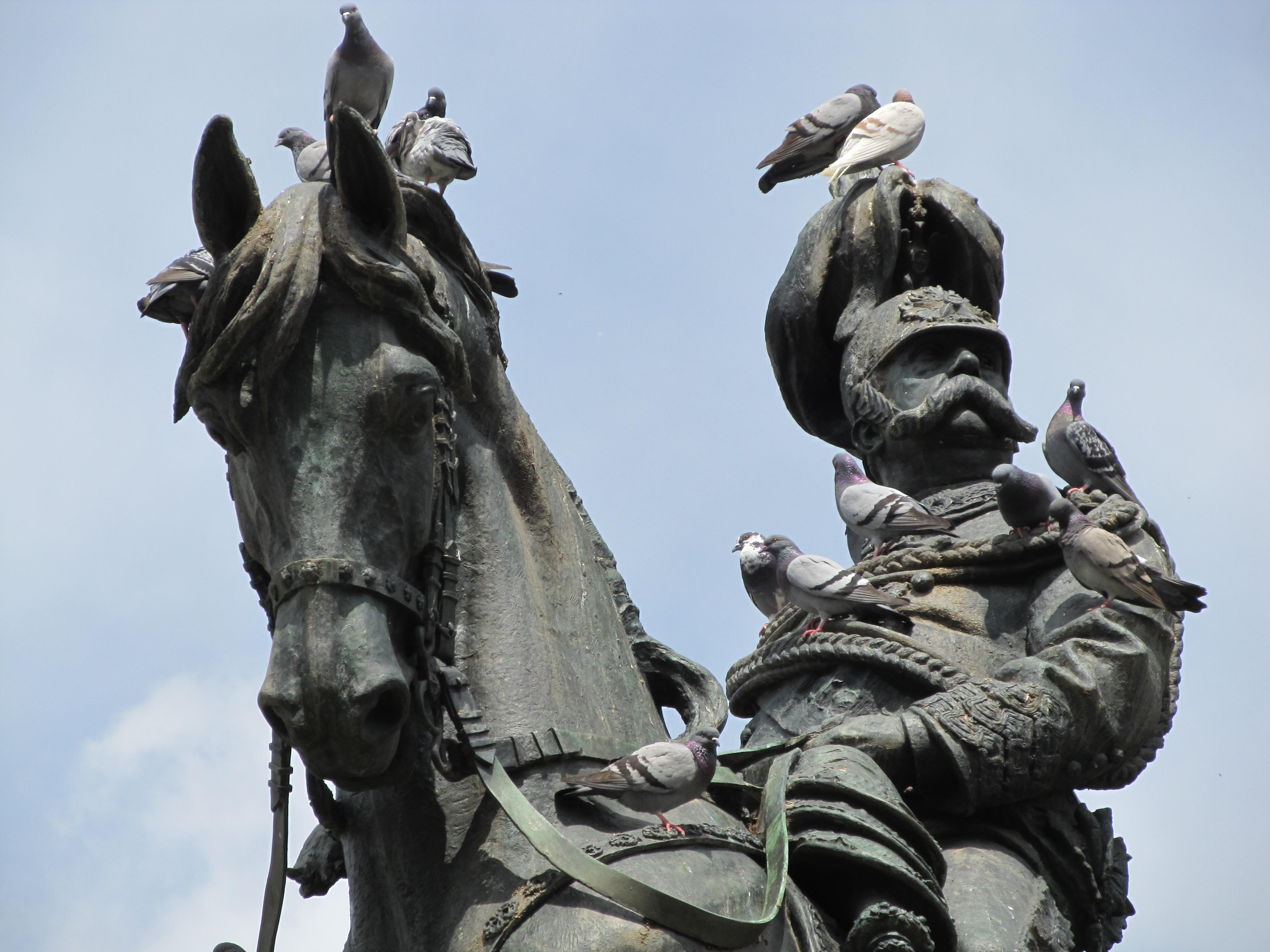 Piazza Cairoli Asti Umberto I di Savoia