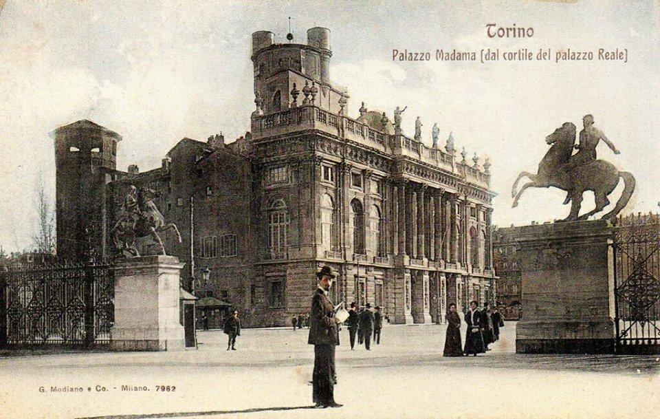 Piazza Castello e Palazzo Madama…