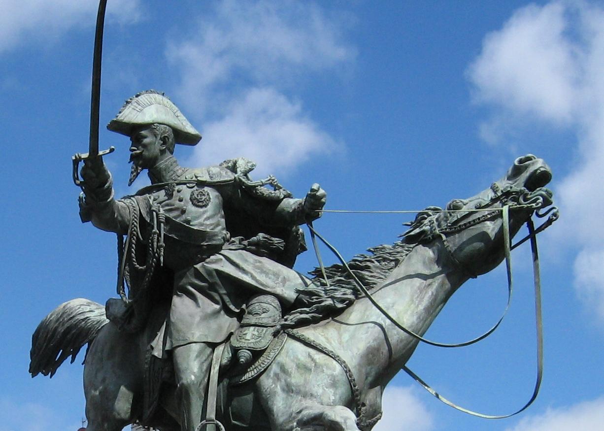 Piazza Solferino – Ferdinando di Savoia duca di Genova