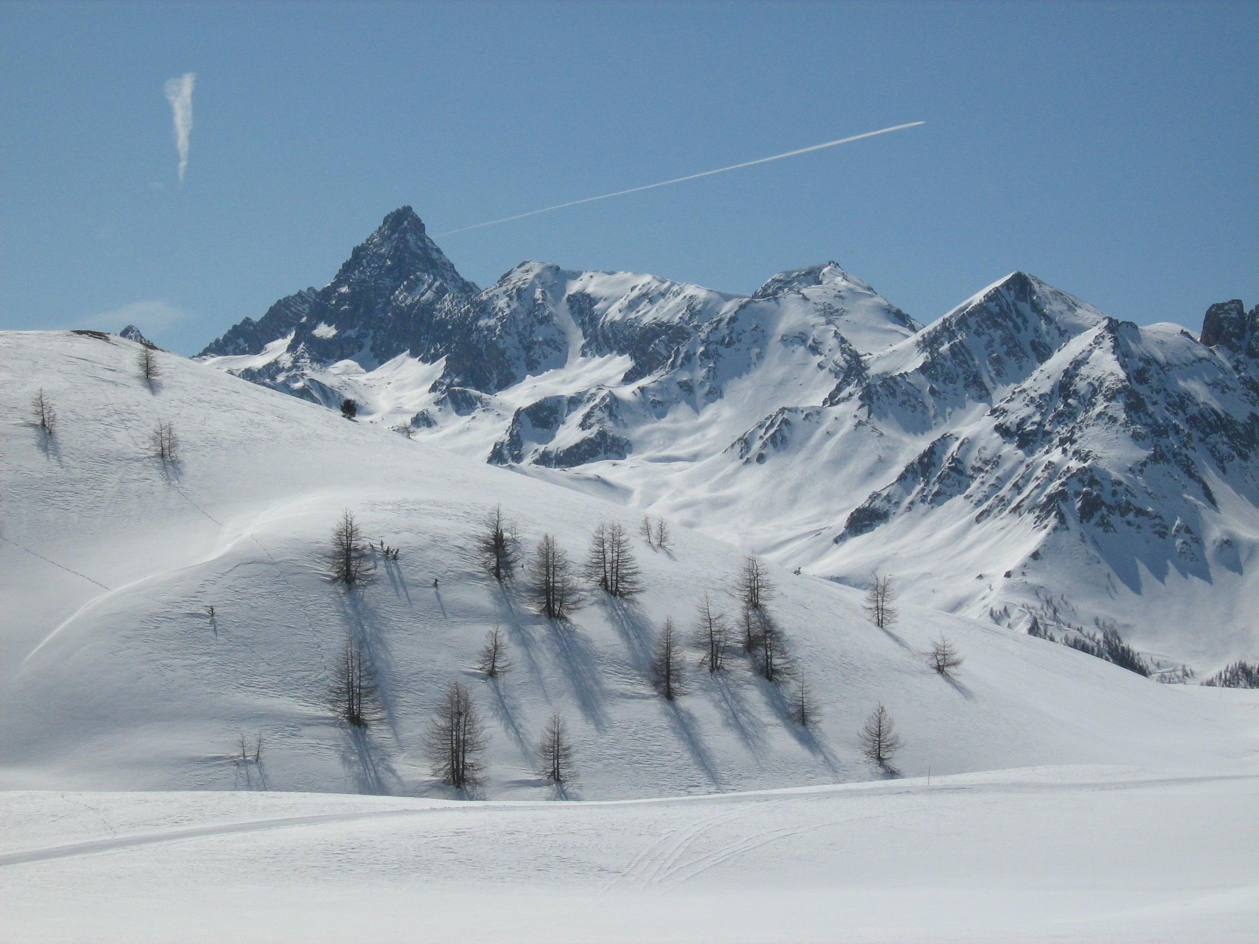 Pic de Rochebrune da Col Bousson