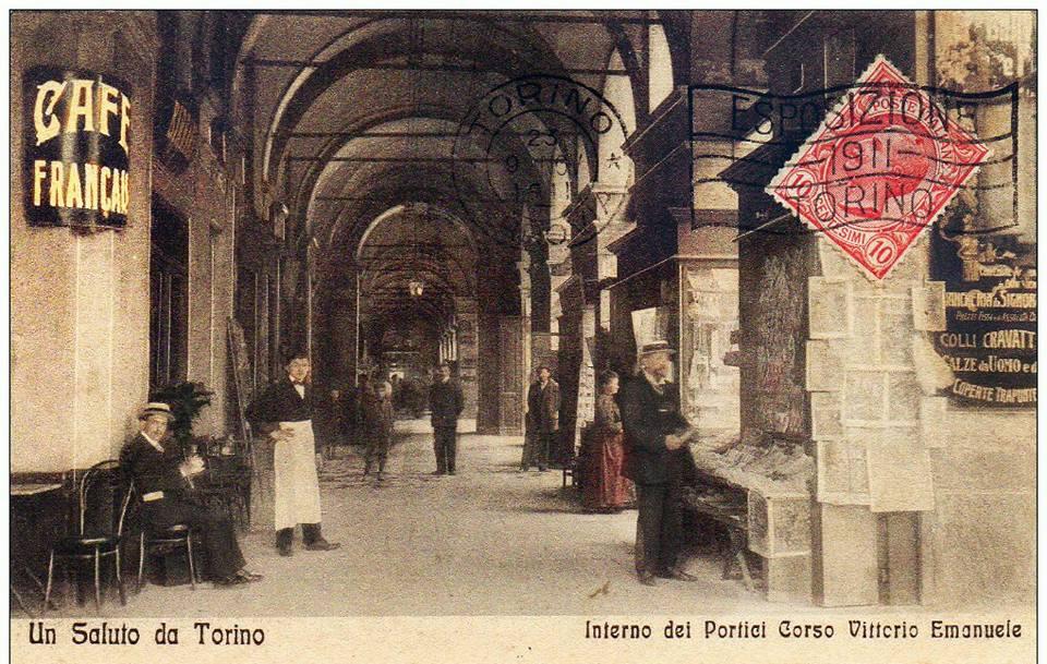 Portici di Corso Vittorio Emanuele…