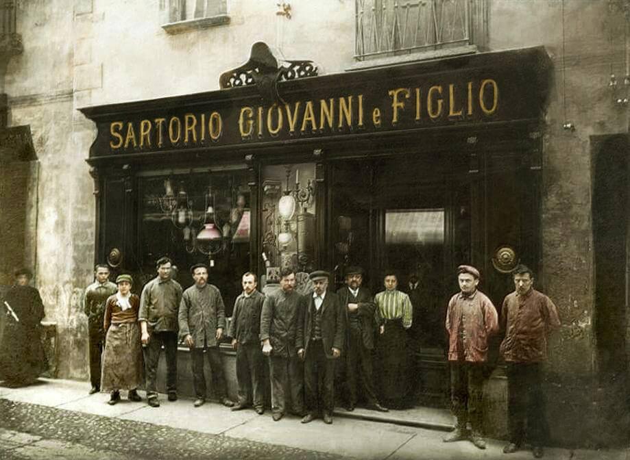 Torino Via Garibaldi 15