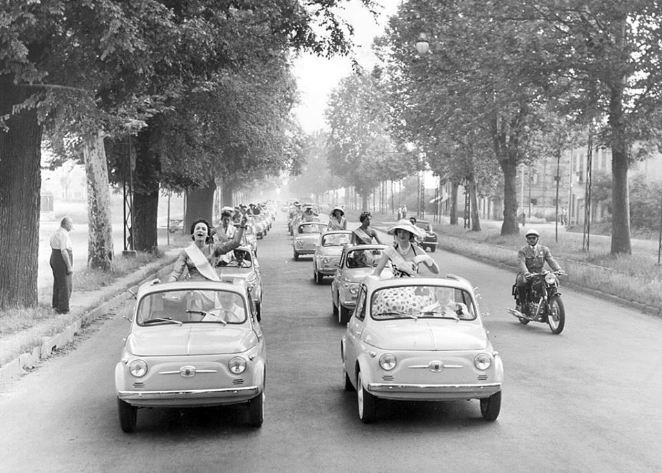 1955 – Torino – Fiat 500