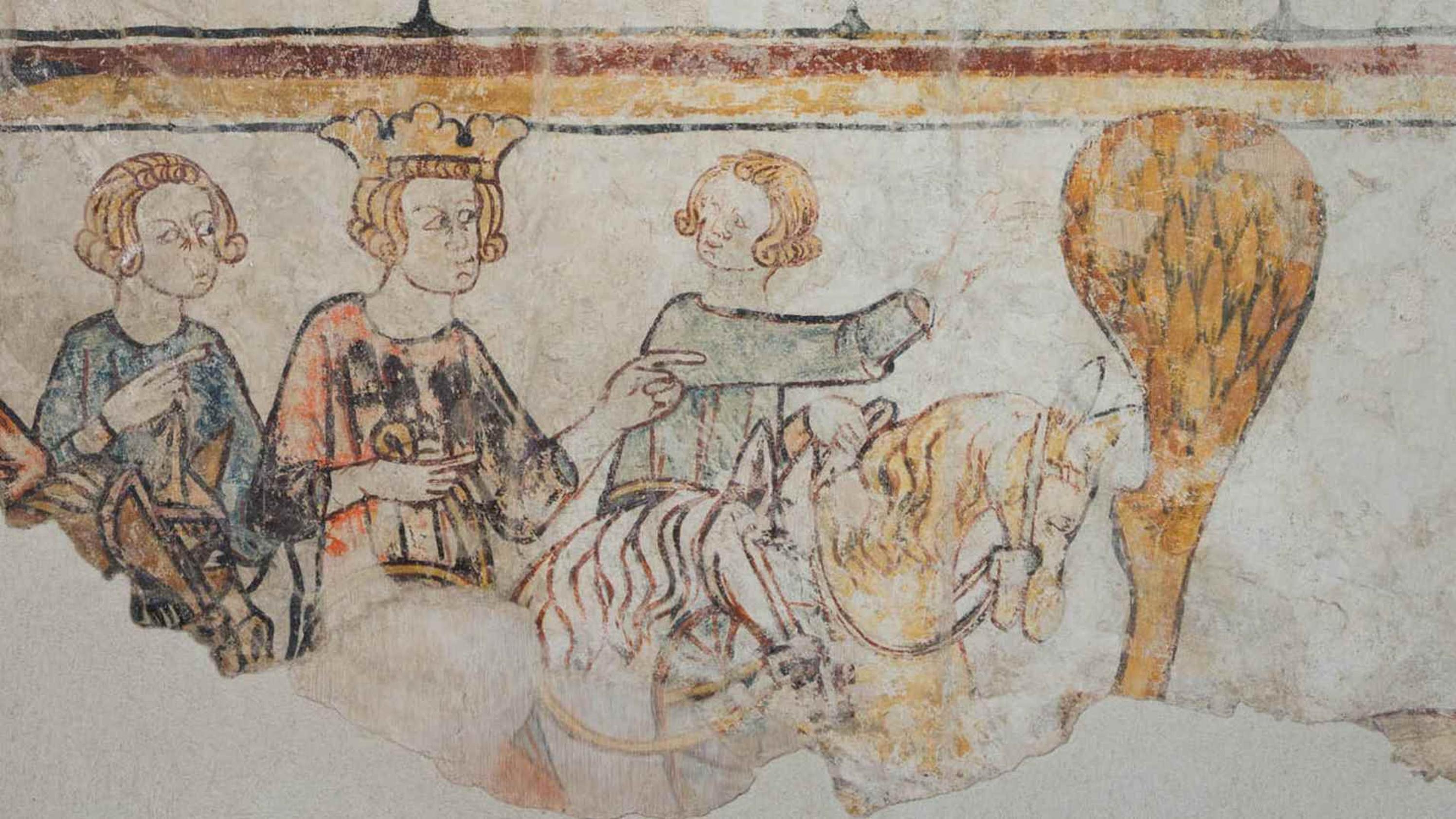 Photo of Cavalieri e amor cortese nei castelli tra Italia e Francia