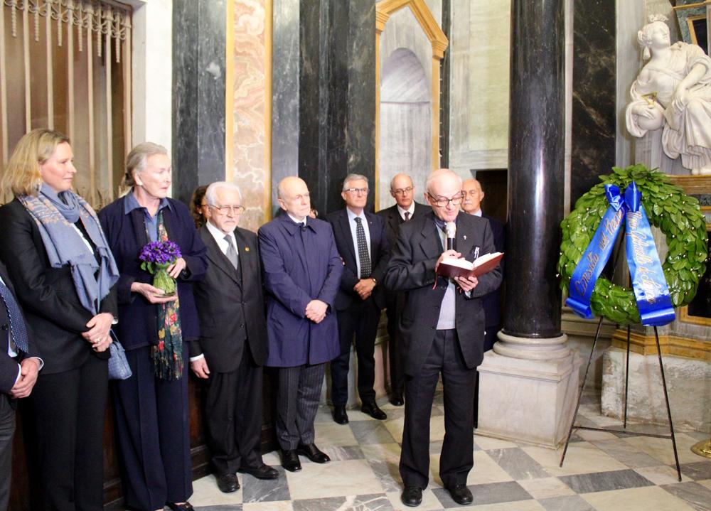 Photo of Le immagini della visita a Vicoforte di Maria Gabriella di Savoia