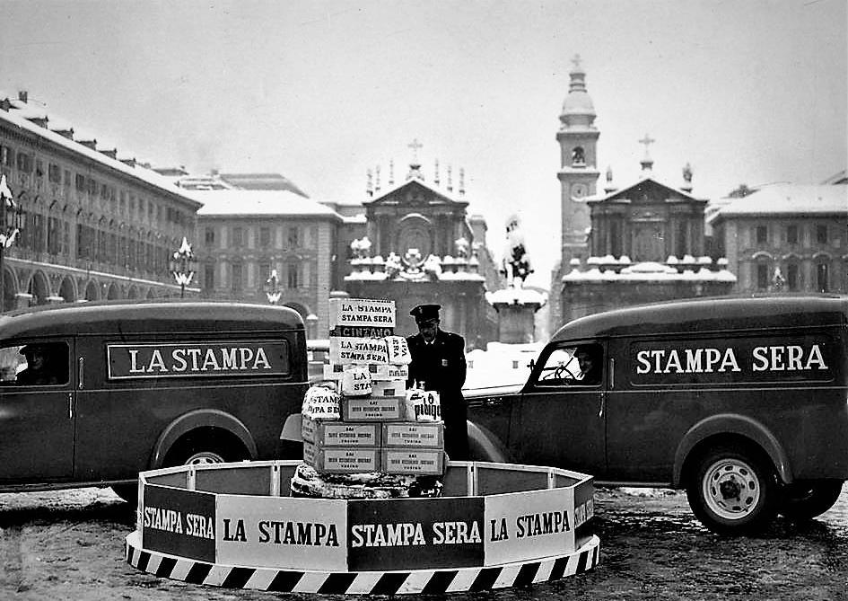 La Befana del vigile – Piazza San Carlo a Torino