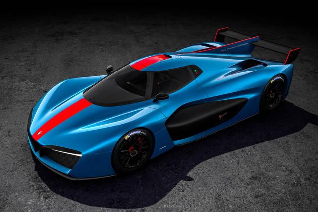 Photo of Torino progetterà auto elettriche di lusso da 400 chilometri orari