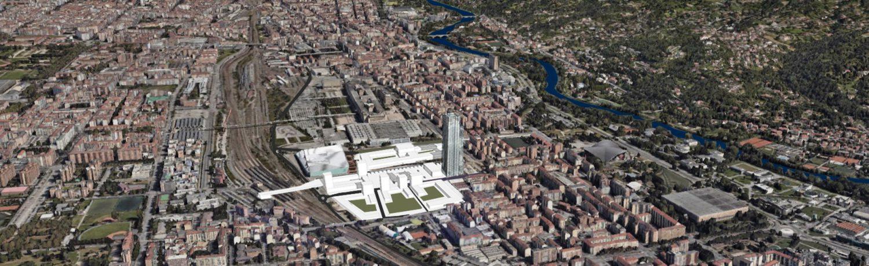 Photo of Nuovo Parco della Salute, parlano il commissario Zanetta e l'architetto Sambugaro