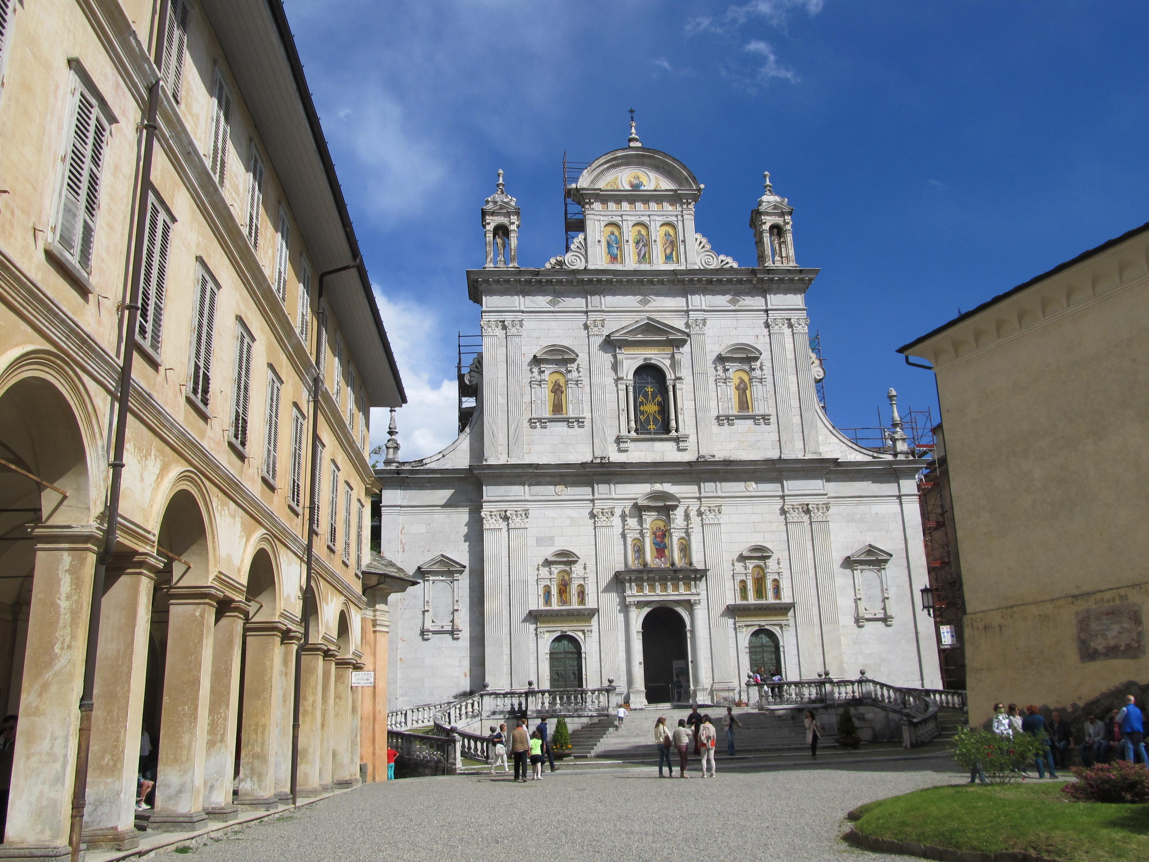 Varallo – Sacro Monte (1)