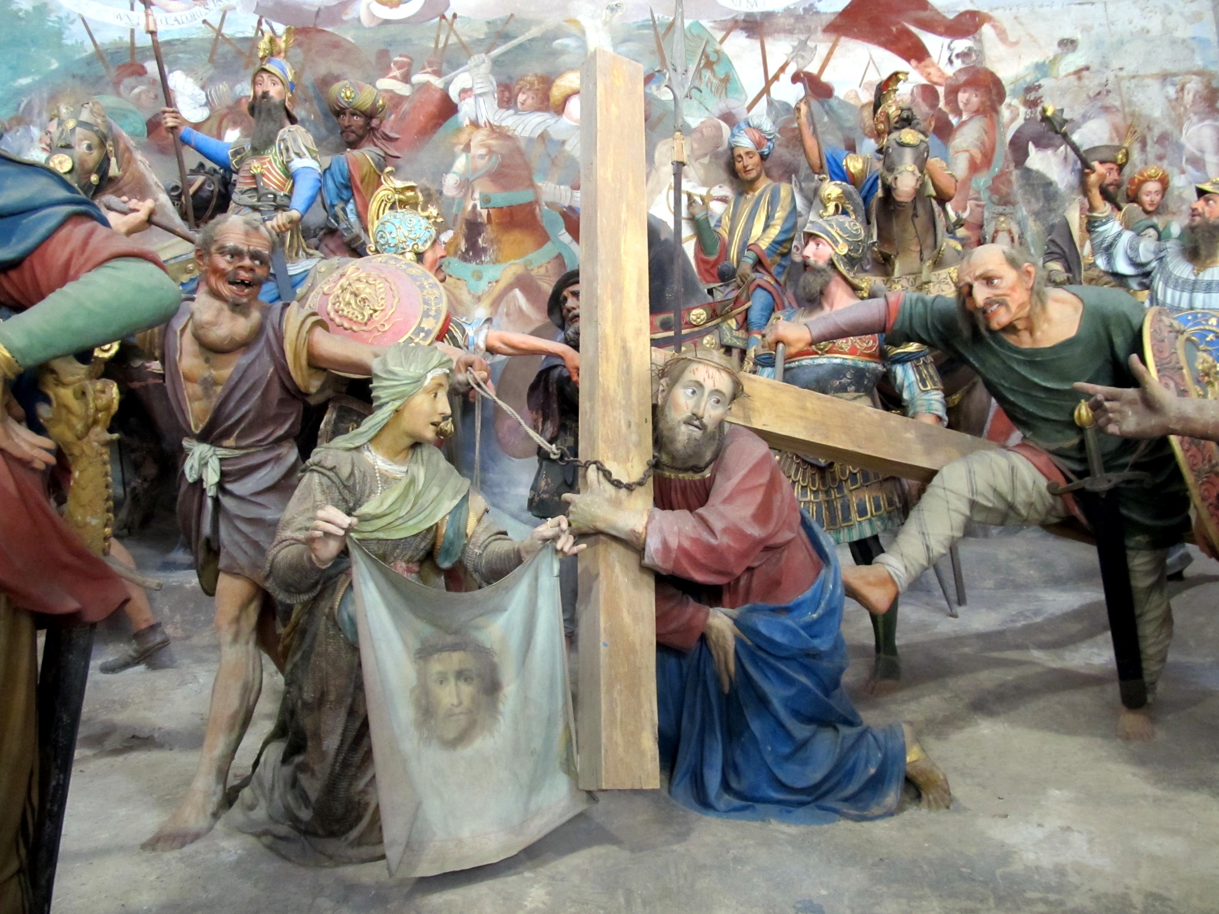 Varallo – Sacro Monte – Salita al calvario (2)