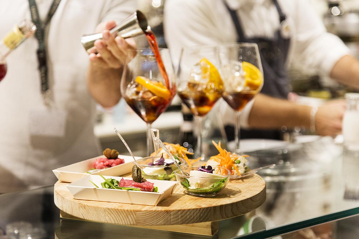 Photo of A Eataly Lingotto é proprio l'ora del Vermouth