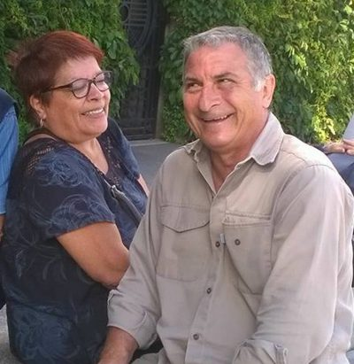 Photo of ESTELA ROBLEDO E DANIEL ESTEBAN PITTUELLI