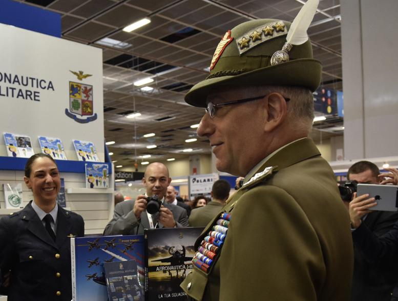 Photo of Il capo di Stato maggiore Graziano alla presentazione del libro sulla Grande Guerra