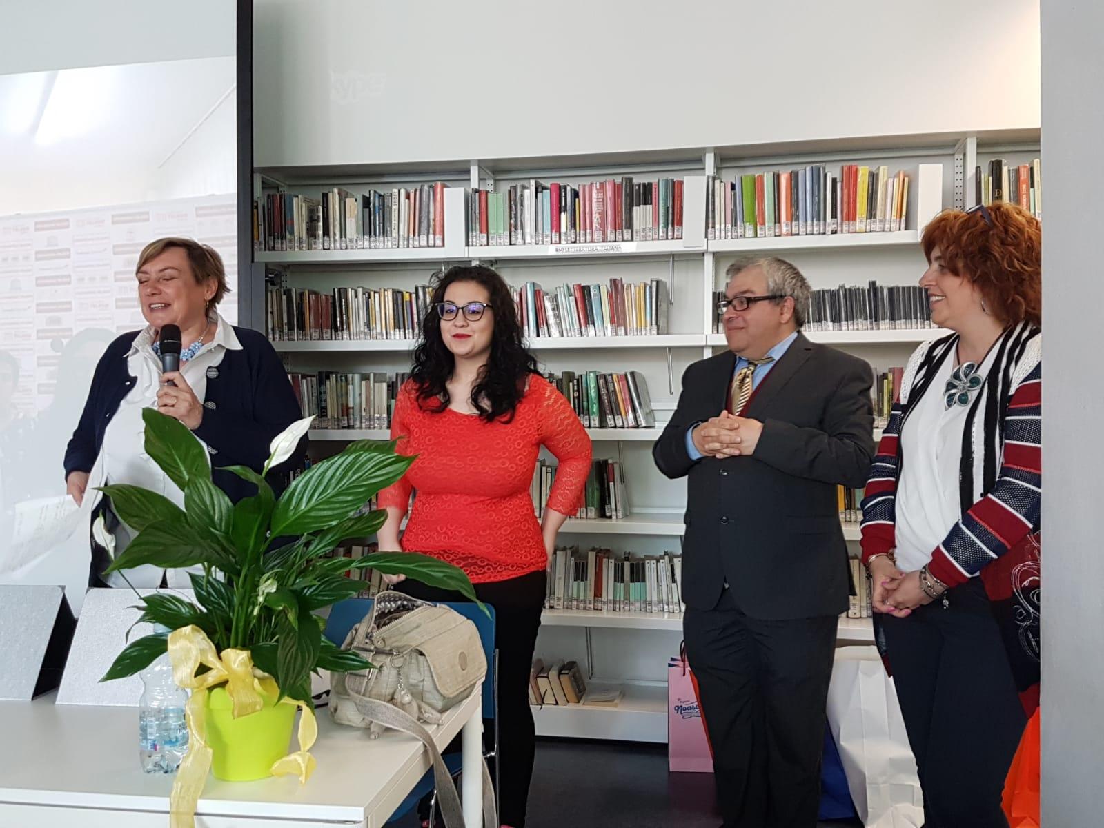 Photo of A Chivasso, i vincitori dell'edizione 2018 del concorso letterario Carla Boero