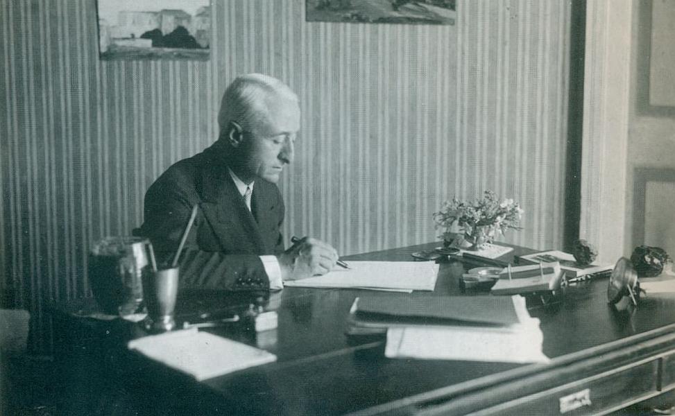 Photo of La biblioteca di Biella acquista le lettere di Gualino grazie ad un anonimo