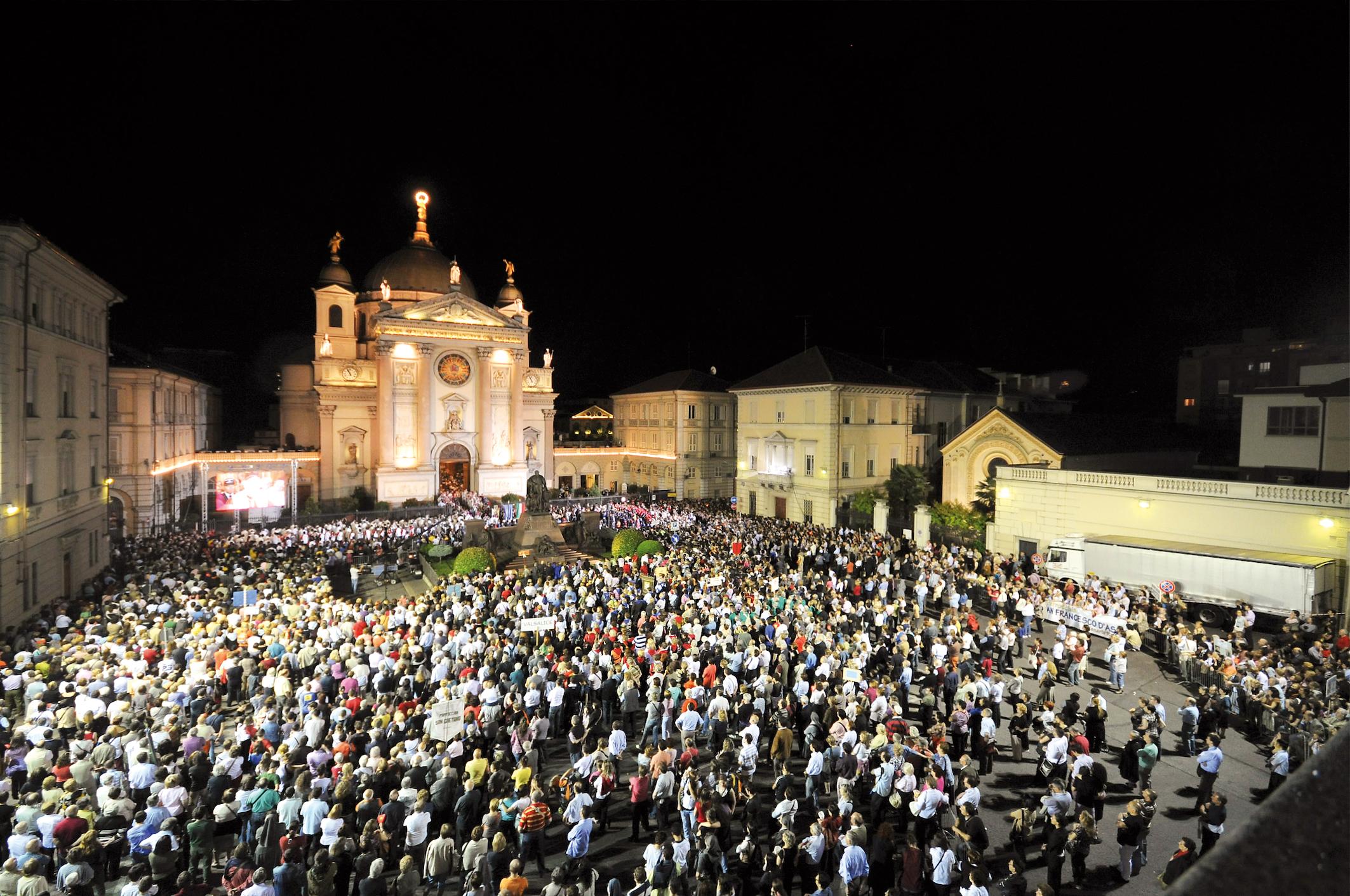Photo of Santuario di Maria Ausiliatrice, per i 150 anni un dono prezioso dalla Pontificia Fonderia Marinelli