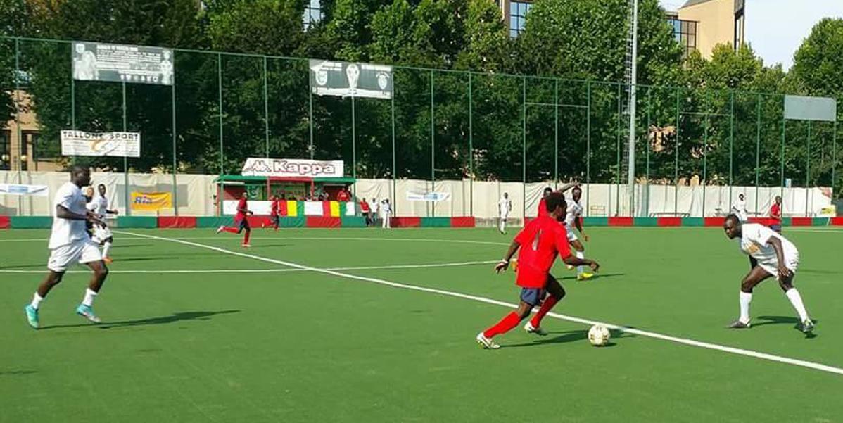 Photo of Prende il via la terza edizione dell'Africa Cup Torino: prima gara tra Senegal e Italia