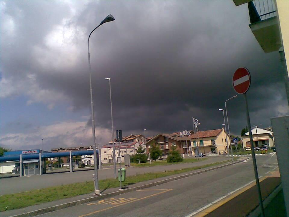 Photo of Forte temporale ad Alessandria: segnalati diversi allagamenti, evacuato un asilo