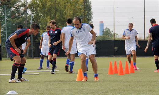 Photo of Triangolare solidale di calcio con Anci, segretari comunali e richiedenti asilo