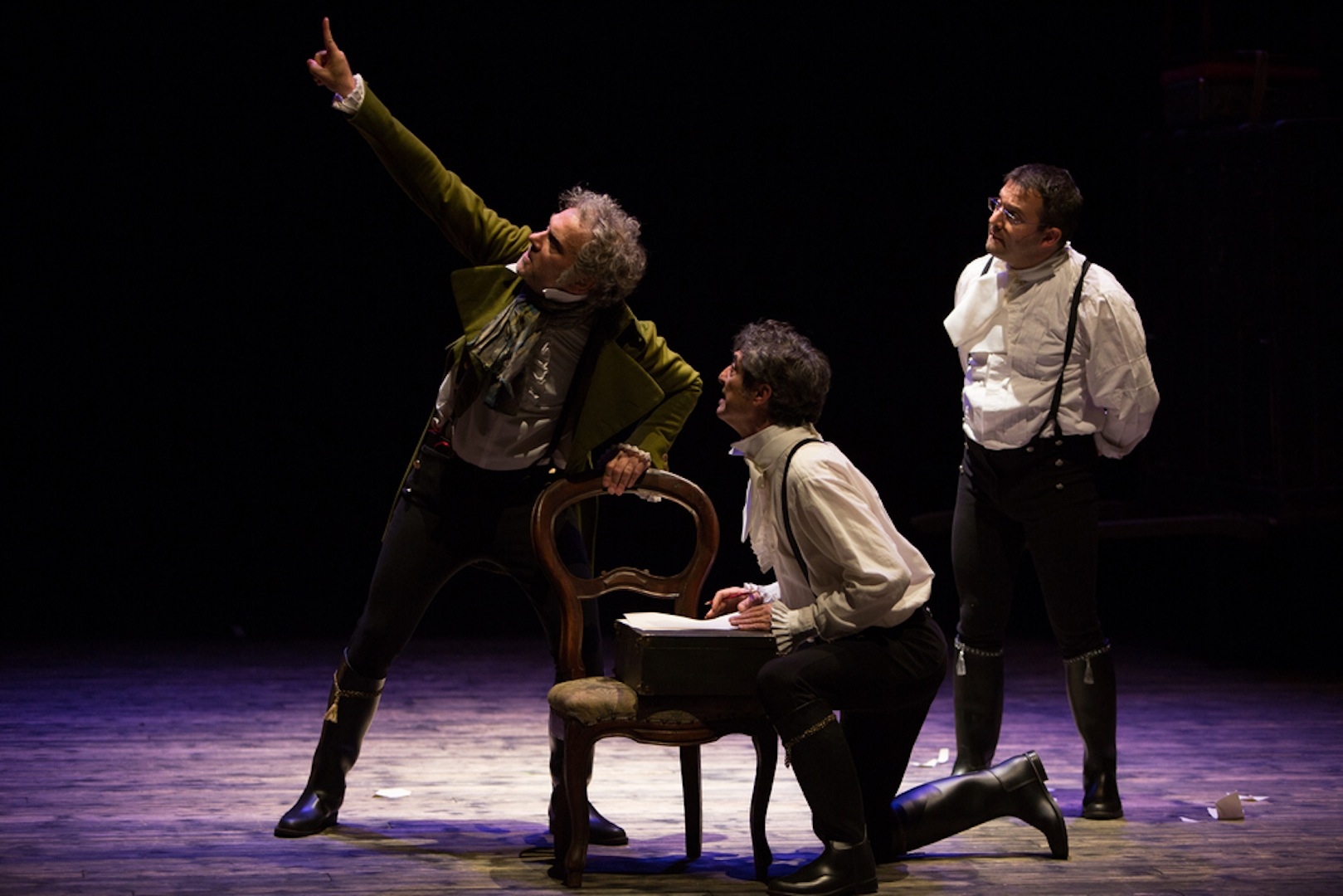 Photo of Beethoven cambia casa, borbottando e scrivendo musica immortale