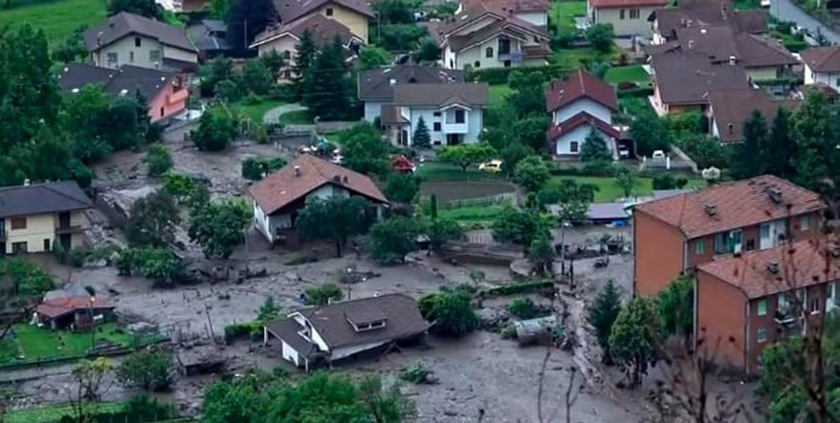 Photo of Bussoleno, 120 persone hanno trascorso la notte nel centro allestito dalla Croce Rossa