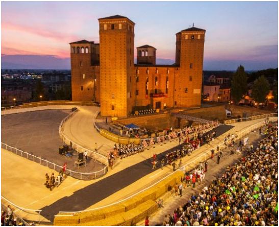 Photo of Al Palio dei Borghi di Fossano tra rievocazioni storiche, parate e cene rinascimentali