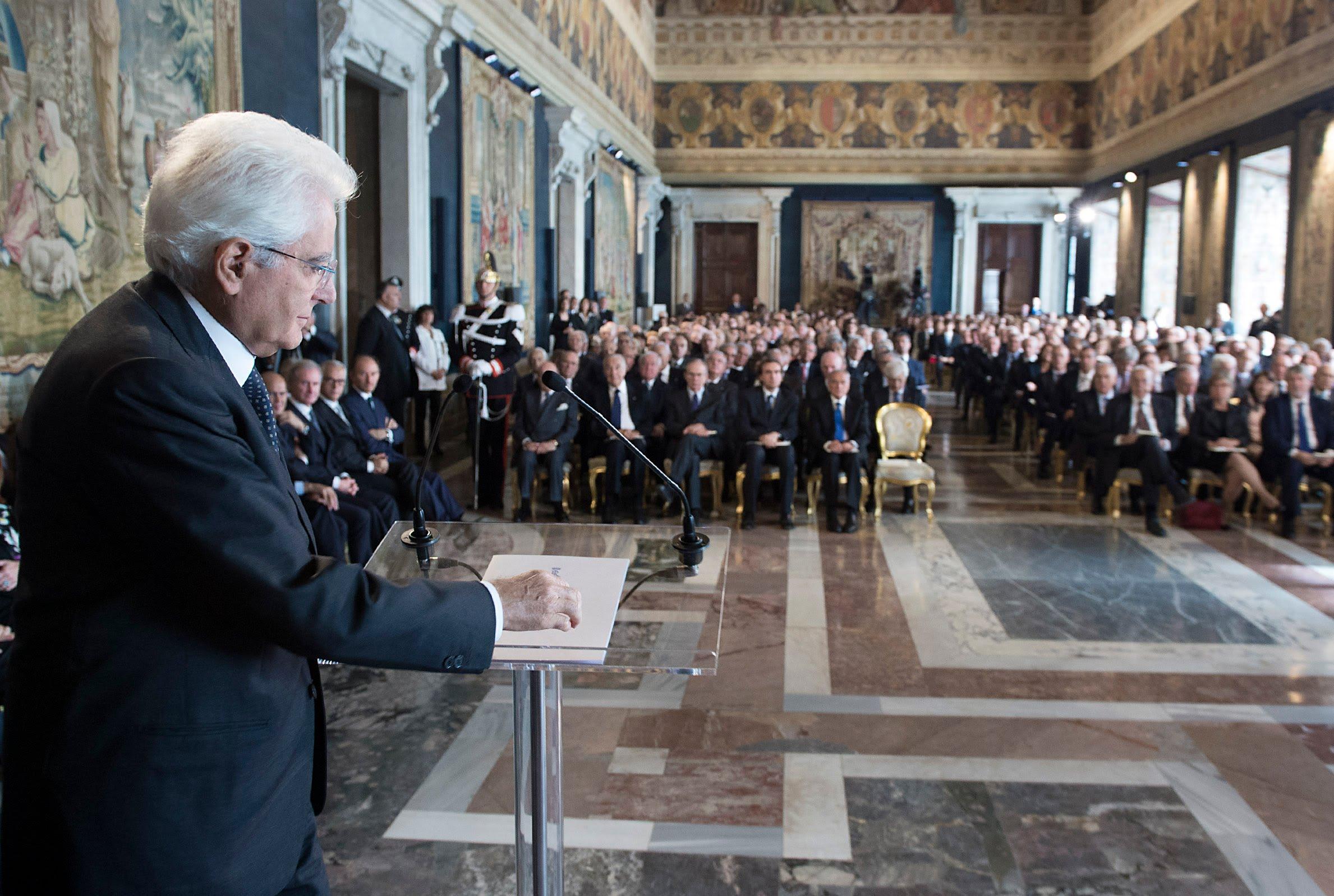 Photo of Anche tre piemontesi tra 25 i cavalieri del lavoro nominati dal presidente Mattarella