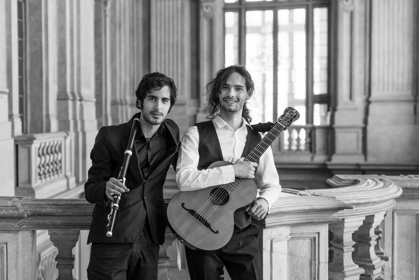 Photo of Musica classica martedì  26 al Torino Outlet Village con il Duo De Felice-Arata