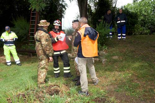 Photo of Nubifragio, case distrutte e dispersi: ma è una esercitazione della Protezione civile