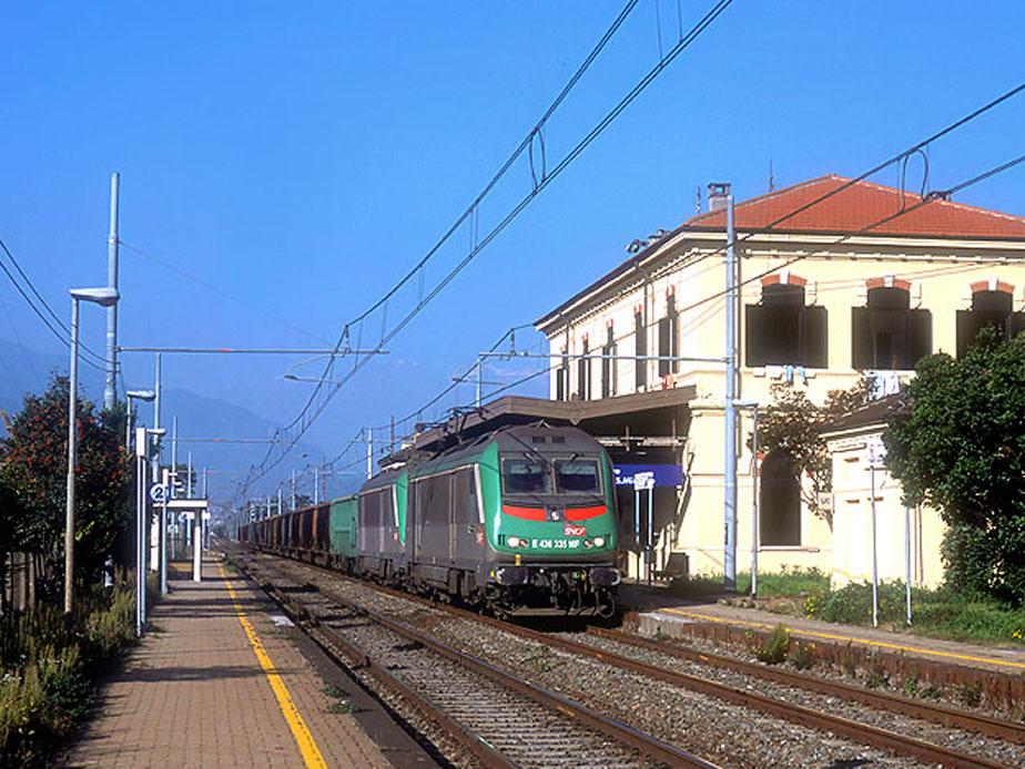 Photo of Dopo il blocco per un vagone a rischio, riaperta la Ferrovia Torino-Modane riaperta da stamane