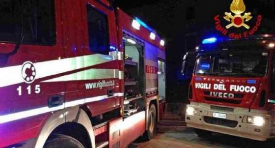 Photo of Fiamme nella notte alla stazione di Caluso, indagano i carabinieri
