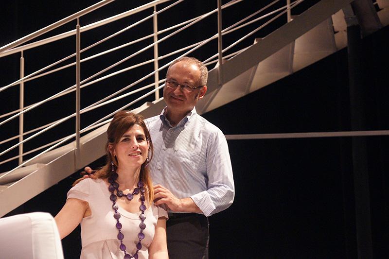 """Photo of """"Il viaggio"""" di Pirandello riletto da Sabrina Gonzatto in scena stasera al Gobetti"""