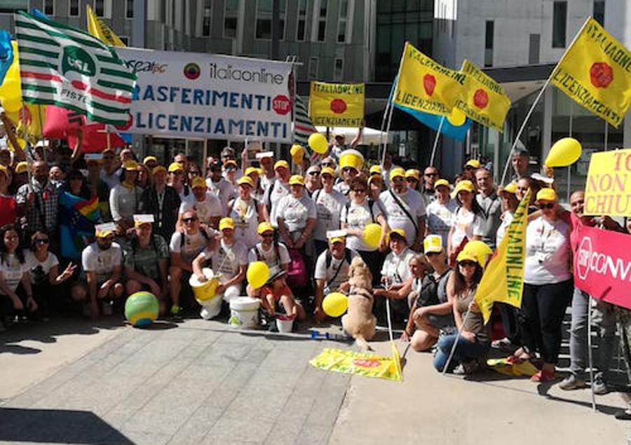 Photo of Italiaonline, sciopero di 8 ore per dire no a licenziamenti e trasferimenti