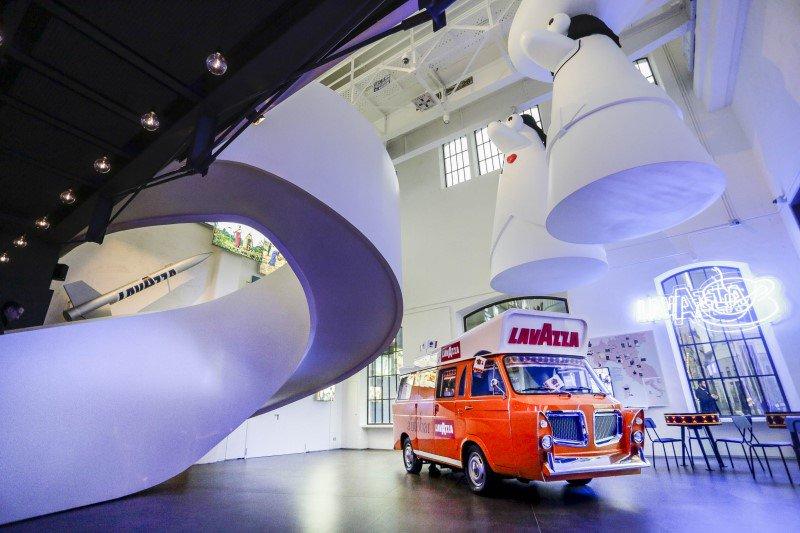 Photo of Il museo Lavazza apre al pubblico nella Nuvola, nuova sede dell'azienda