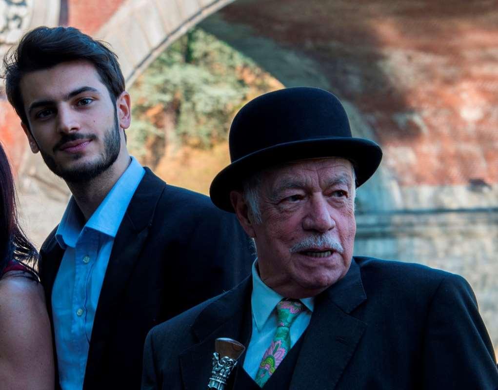 Photo of Attraverso il coraggio Piero Nuti rilegge a 90 anni l'arte retorica di Cicerone
