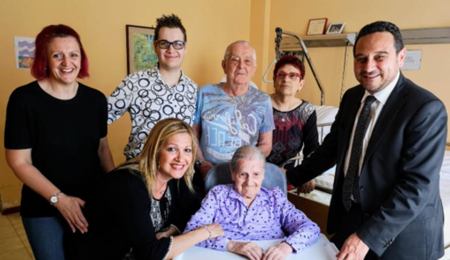 Photo of Novara, festeggia 107 anni una delle nonnine più longeve del Piemonte