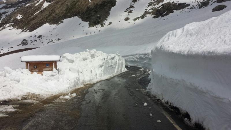 Photo of Da venerdì sarà riaperta la provinciale di Ceresole Reale bloccata dalla neve