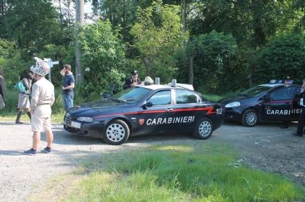 Photo of Rave party non autorizzato nell'Eporediese, i carabinieri presidiano l'area da stanotte