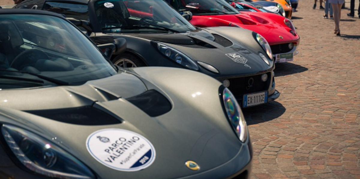 Photo of Gran finale per il Salone dell'auto: oltre 200 equipaggi per il Gran Premio del Valentino