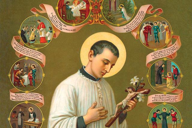 Photo of Oggi si festeggia San Luigi Gonzaga, il patrono della città di Chieri