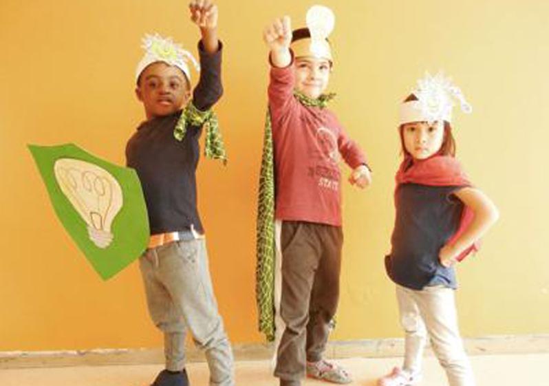 """Photo of Ai piccoli della scuola dell'infanzia di Banchette il premio nazionale """"Immagini per la terra"""""""