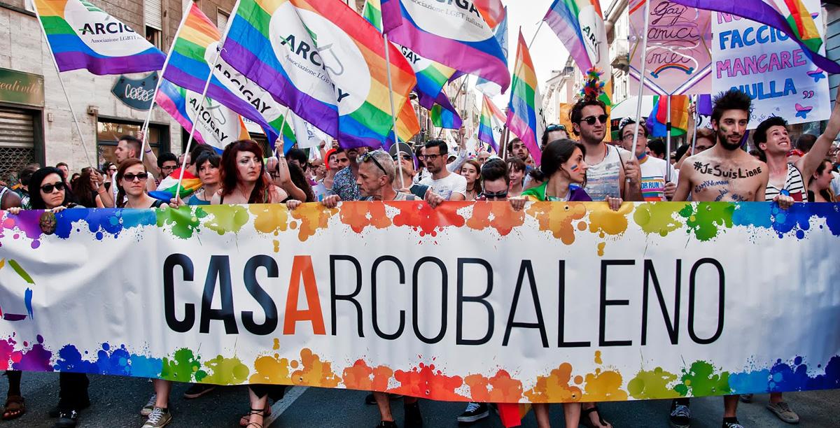 Photo of Sabato 16, il Torino Pride: c'è anche l'invito alle organizzazioni religiose a sfilare assieme