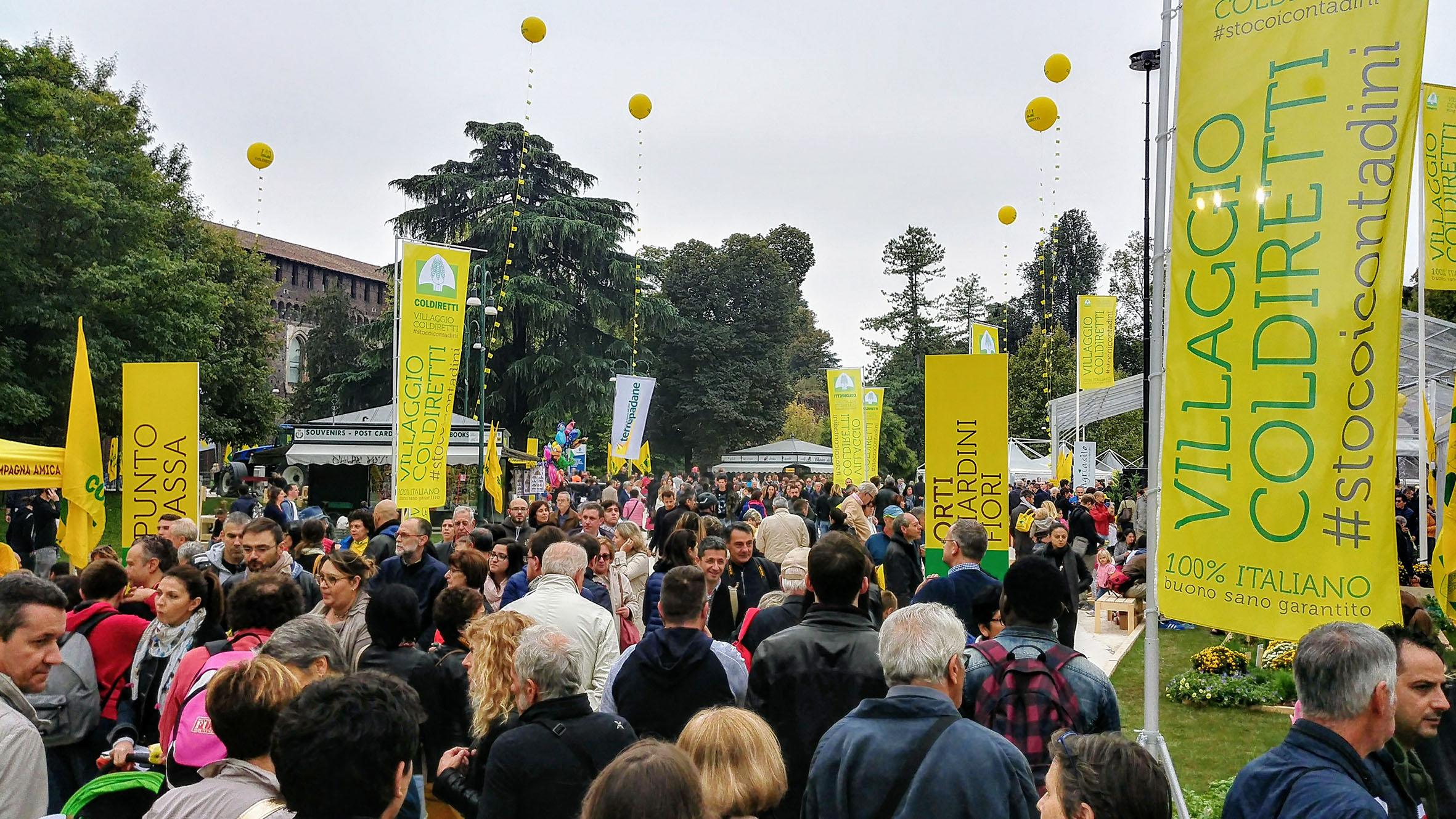 Photo of Giardini Reali di Torino, buona agricoltura e benessere alimentare con la Coldiretti