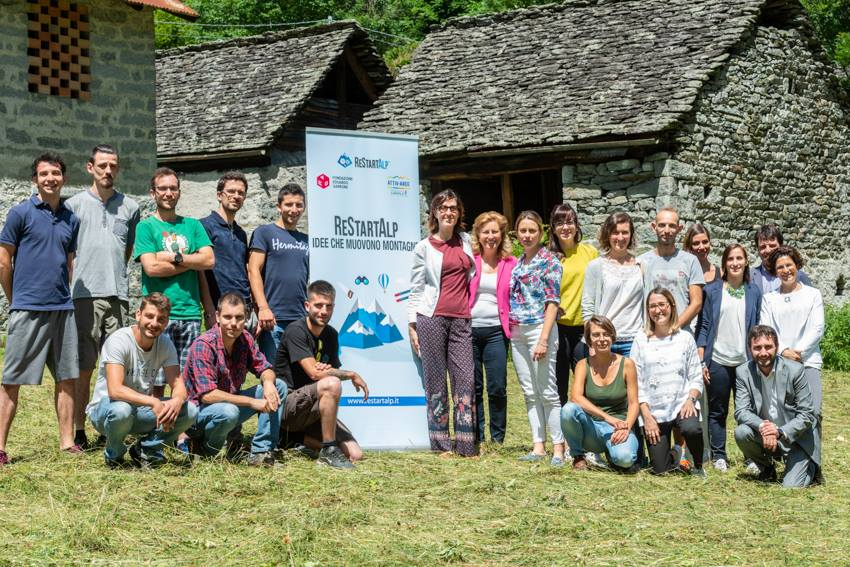 Photo of La nascita di nuove imprese montane passa per gli under 35 con il progetto ReStartAlp