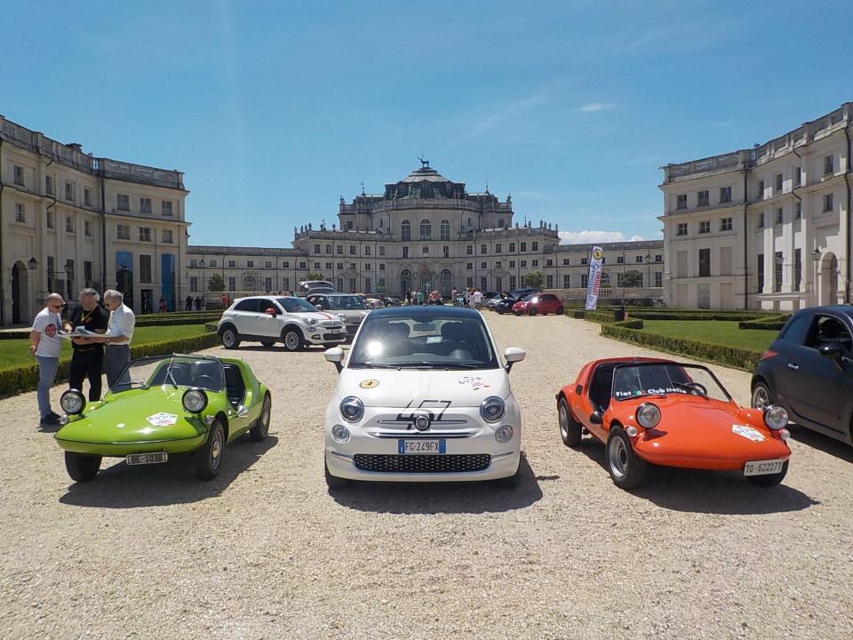 Photo of La Fiat 500 indossa il tricolore della Stupinigi Experience e conquista i Mondiali di calcio